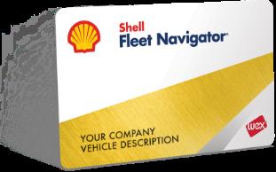 Shell Fleet Navigator