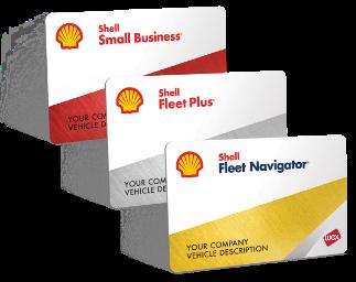 Shell Fleet Cards