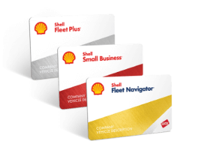 Shell Fleet Cards