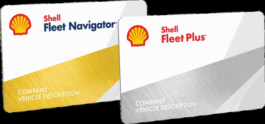 Shell Fleet Navigator® and Shell Fleet Plus®